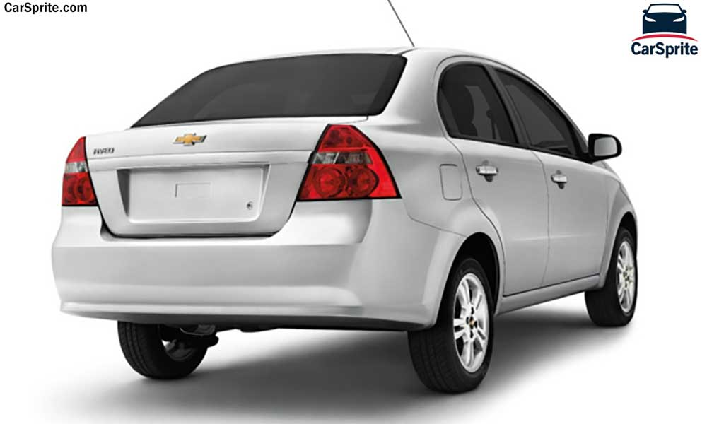 Chevrolet Aveo 2017 prices and specifications in Oman ...