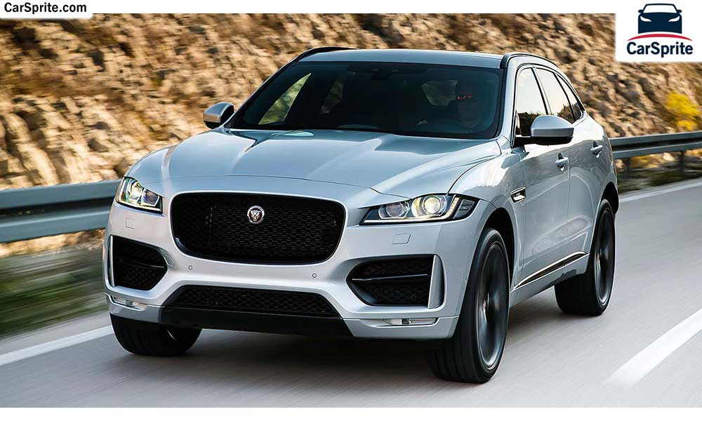 jaguar f pace 2017 prices and specifications in oman car. Black Bedroom Furniture Sets. Home Design Ideas
