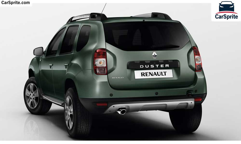 renault duster 2017 prices and specifications in oman. Black Bedroom Furniture Sets. Home Design Ideas