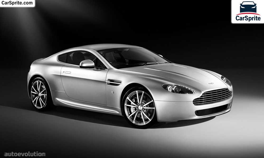 Aston Martin Vantage 2018 prices and specifications in Oman | Car Sprite