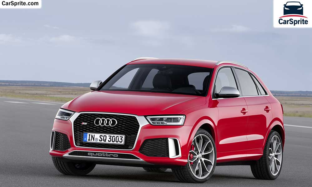 Audi RS Q3 2018 prices and specifications in Oman | Car Sprite