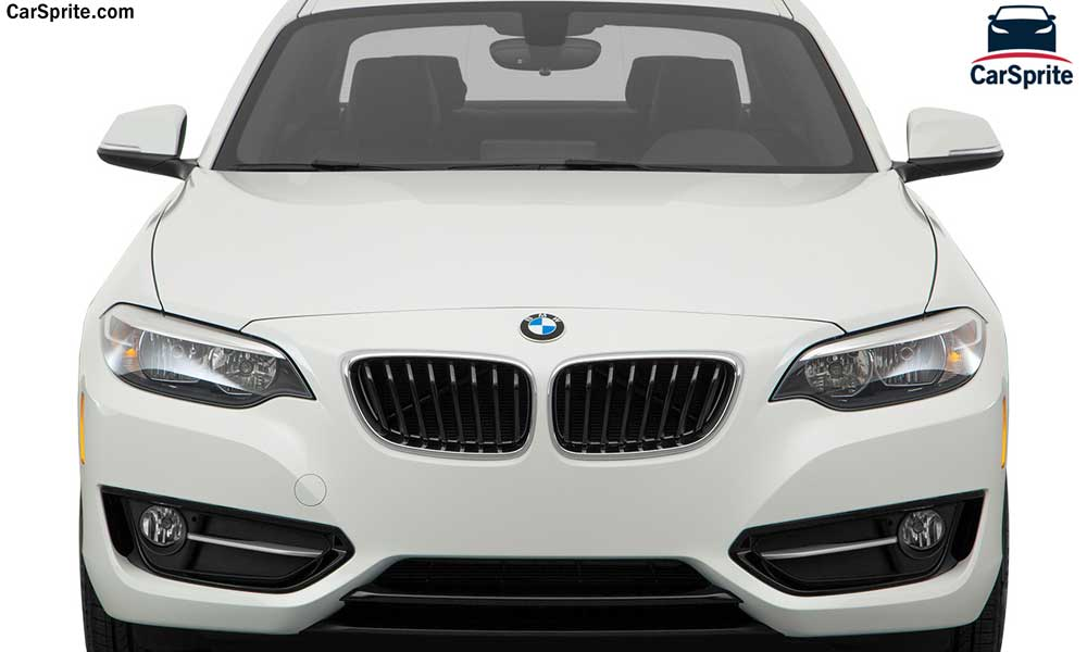 Bmw 2 series coupe 2017 prices and specifications in oman car sprite - Bmw 2 series coupe dimensions ...