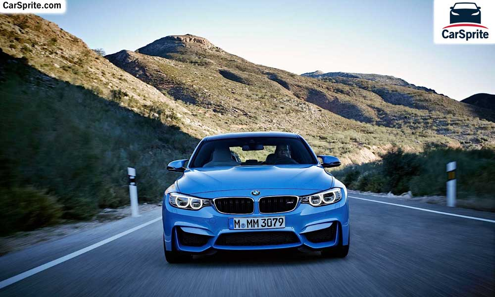 BMW M3 Sedan 2017 prices and specifications in Oman | Car ...