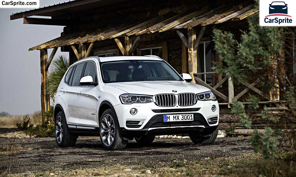 Bmw X3 2017 Prices And Specifications In Oman Car Sprite