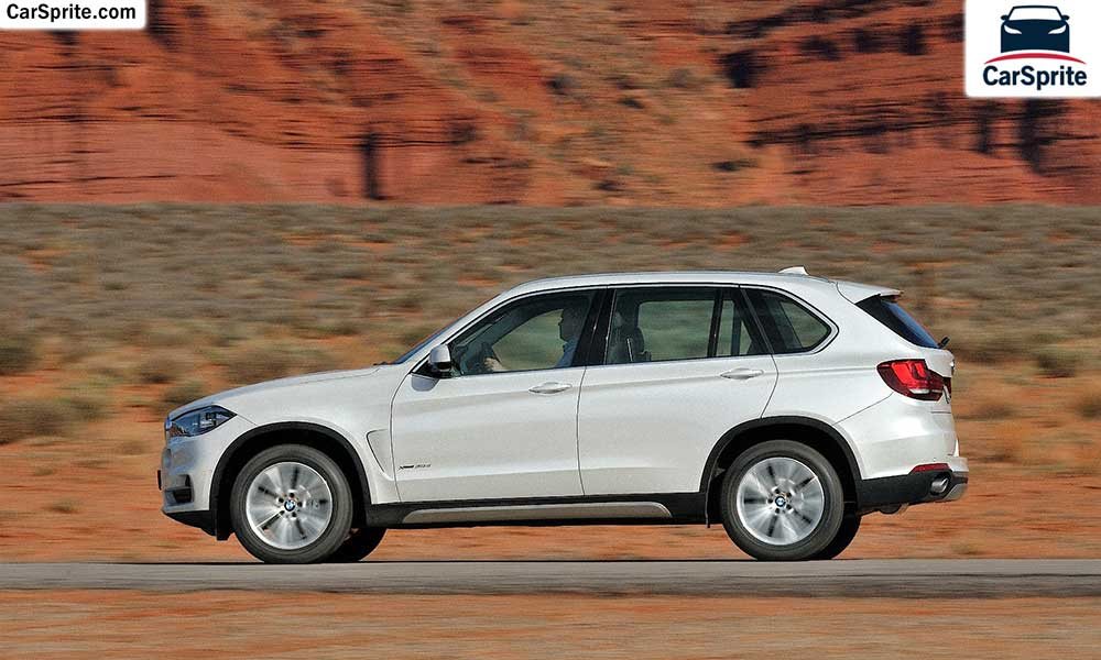 BMW X5 2018 prices and specifications in Oman | Car Sprite