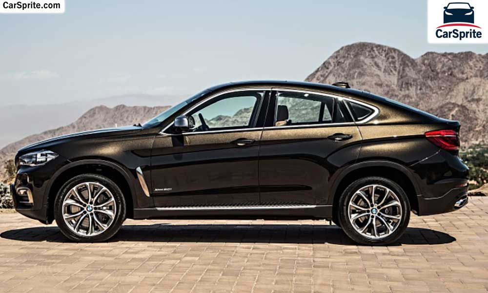 Bmw X6 2017 Prices And Specifications In Oman Car Sprite