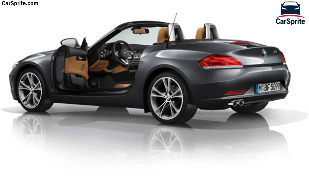 Bmw Z4 Roadster 2018 Prices And Specifications In Oman