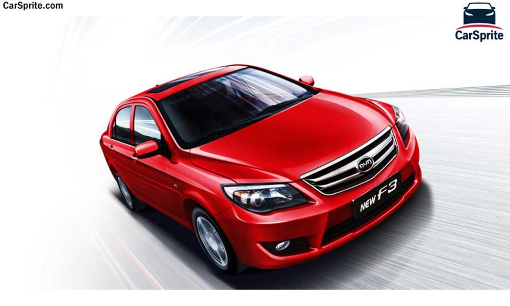 BYD F3 2017 prices and specifications in Oman | Car Sprite