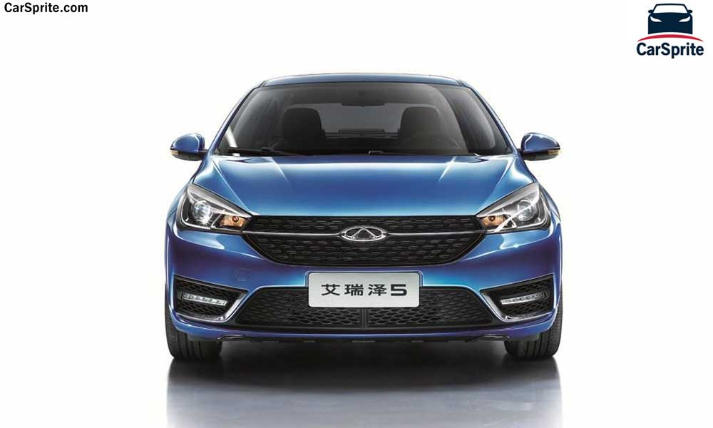 Chery Arrizo 5 2018 prices and specifications in Oman | Car Sprite
