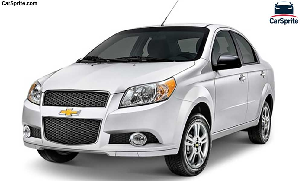 Chevrolet Aveo 2017 prices and specifications in Oman | Car Sprite