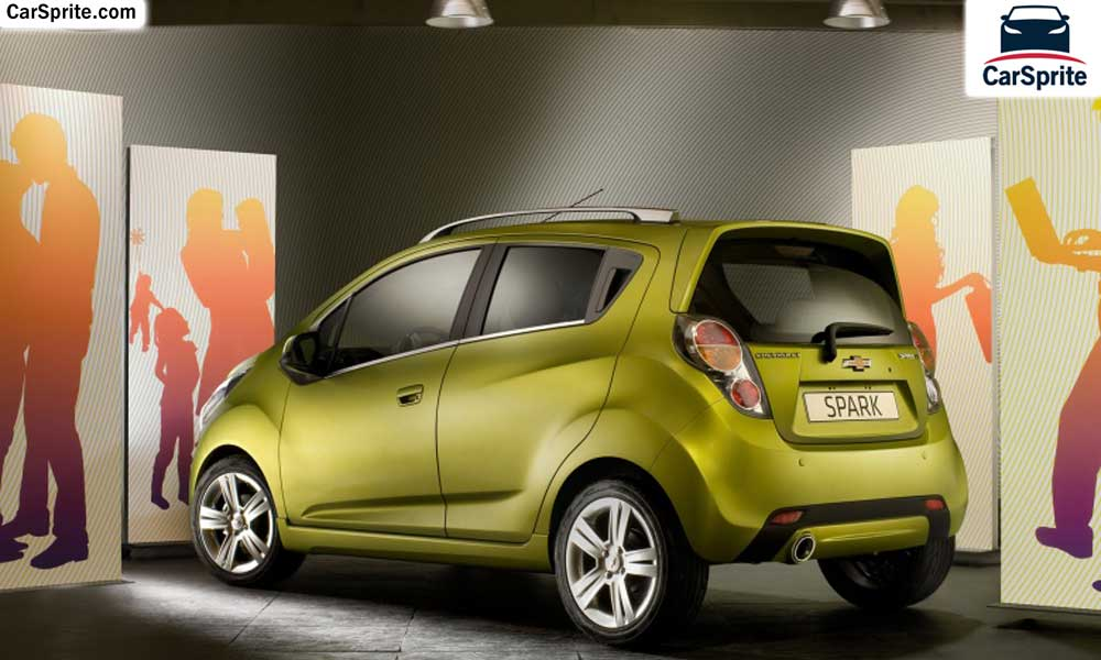 Chevrolet Spark 2018 prices and specifications in Oman ...