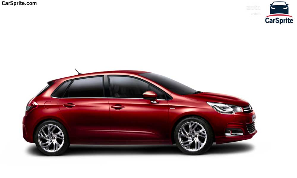 Citroen C4 2017 prices and specifications in Oman | Car Sprite