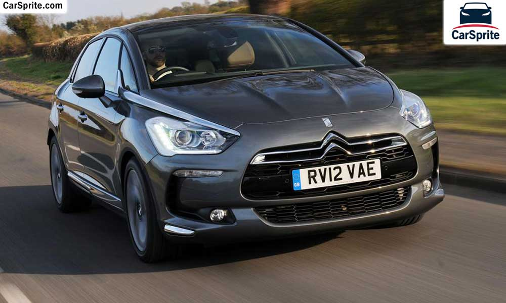 Citroen DS5 2017 prices and specifications in Oman | Car Sprite