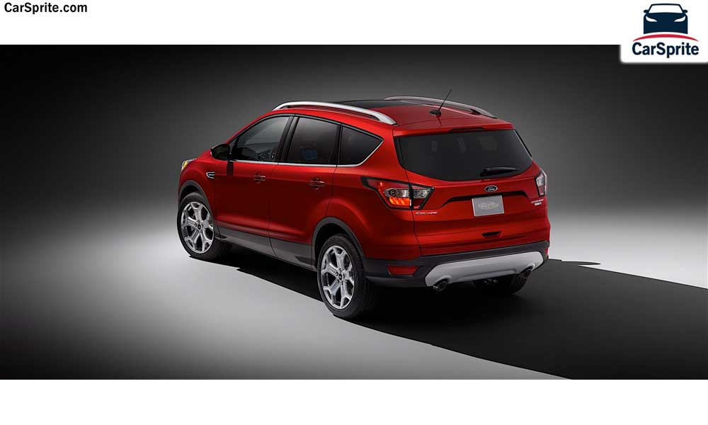 Ford Escape 2018 prices and specifications in Oman | Car ...