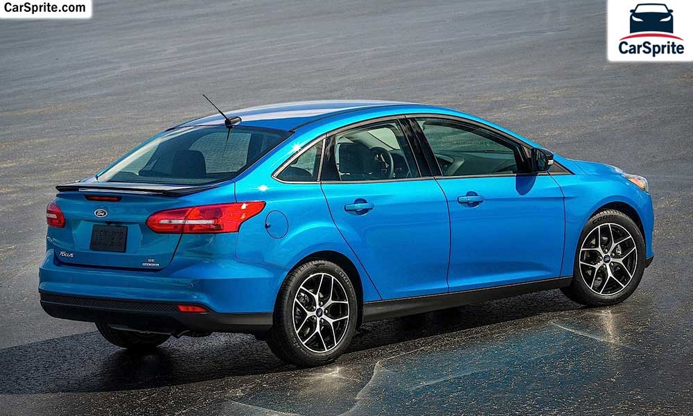 Ford Focus 2017 prices and specifications in Oman | Car Sprite