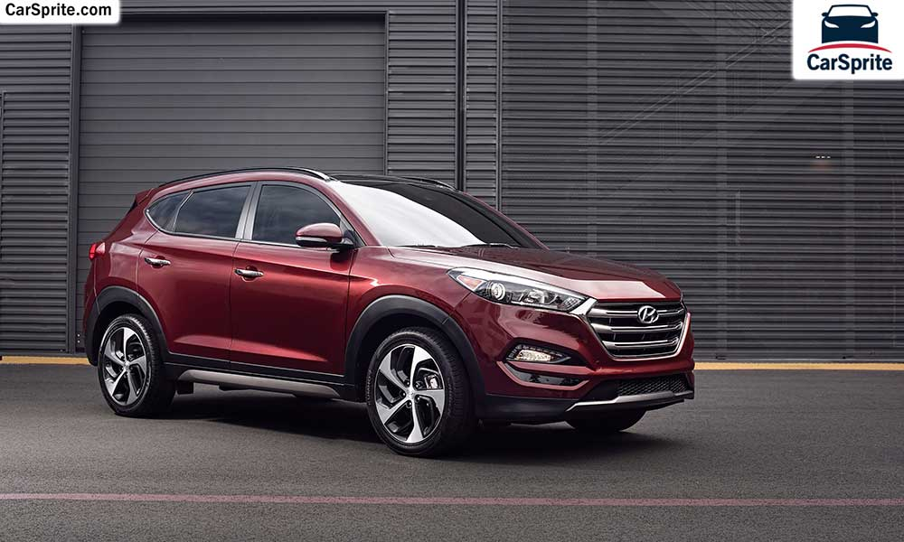 Hyundai Tucson 2017 prices and specifications in Oman | Car Sprite