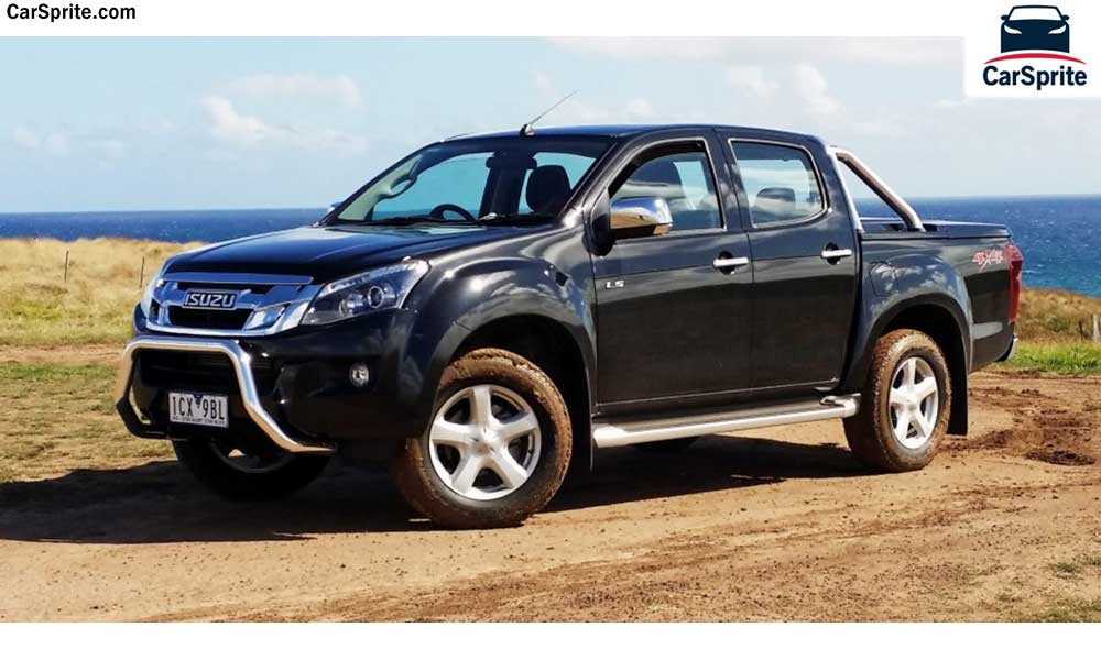 isuzu d max 2017 prices and specifications in oman car sprite. Black Bedroom Furniture Sets. Home Design Ideas