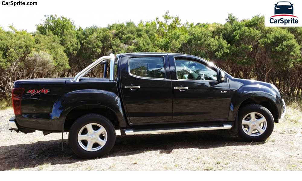 isuzu d max 2017 prices and specifications in oman car. Black Bedroom Furniture Sets. Home Design Ideas