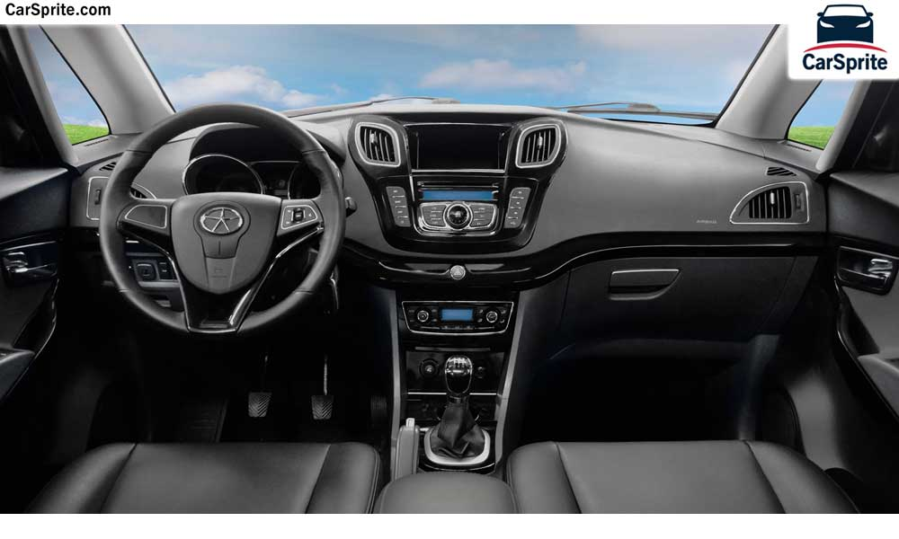 JAC J6 2018 prices and specifications in Oman | Car Sprite