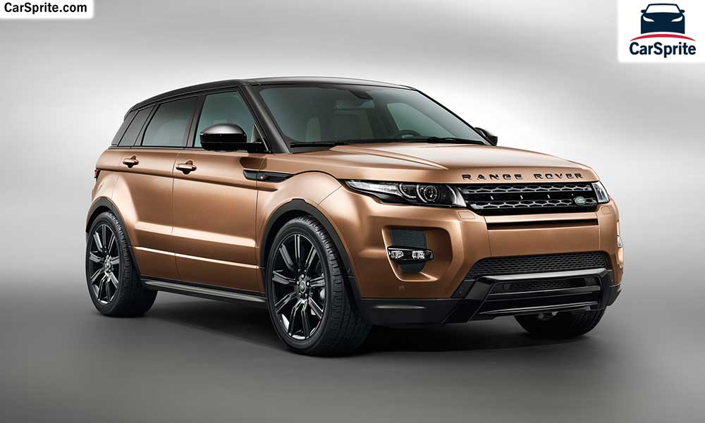 Land Rover Range Rover Evoque 2018 Prices And Specifications In Oman