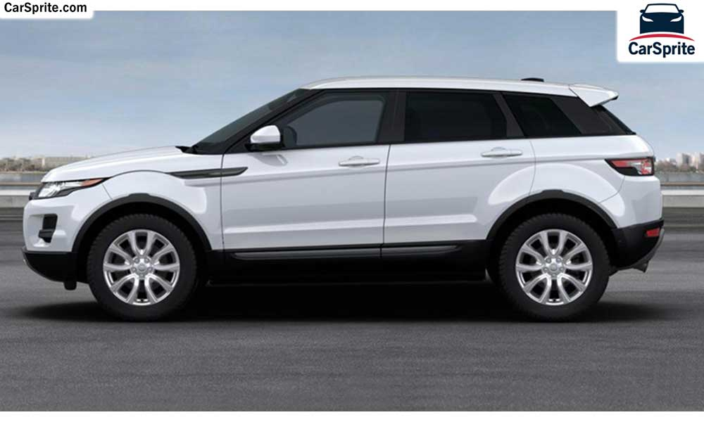 land rover range rover evoque 2017 prices and. Black Bedroom Furniture Sets. Home Design Ideas