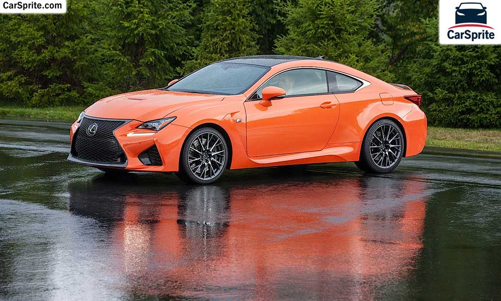 Lexus Rc F 2017 Prices And Specifications In Oman Car Sprite