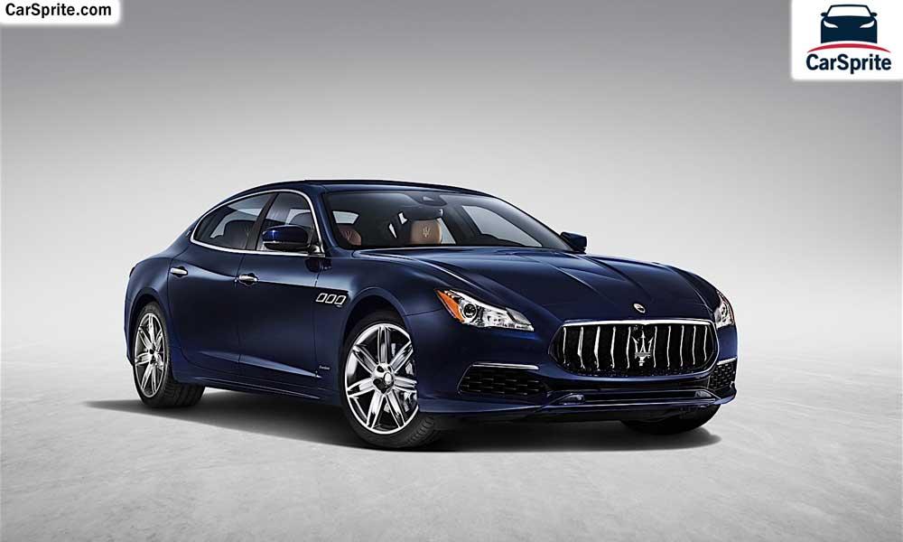Maserati Quattroporte 2017 Prices And Specifications In