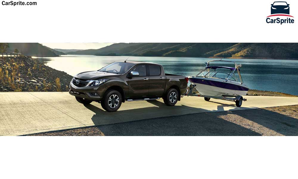 Mazda BT-50 Pickup 2018 prices and specifications in Oman | Car Sprite