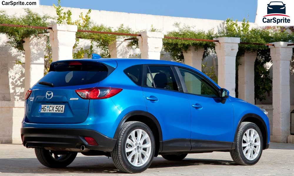 Mazda CX-5 2018 prices and specifications in Oman | Car Sprite