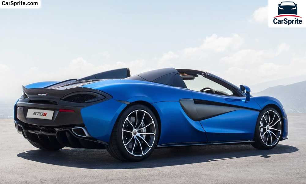 mclaren 570s spider 2018 prices and specifications in oman. Black Bedroom Furniture Sets. Home Design Ideas