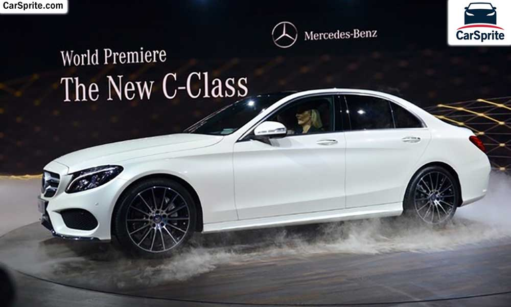 mercedes benz c class 2017 prices and specifications in oman car sprite. Black Bedroom Furniture Sets. Home Design Ideas