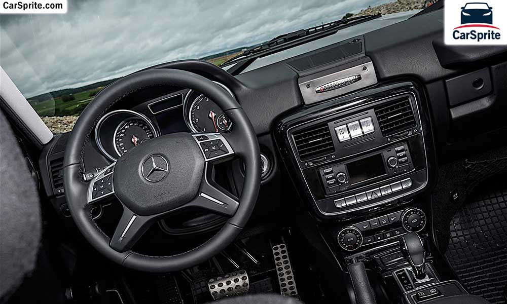 Mercedes benz g class 2017 prices and specifications in for Mercedes benz g class 2017 price