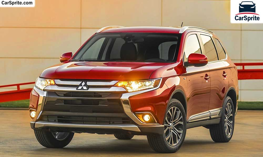 Mitsubishi Outlander 2018 prices and specifications in Oman | Car Sprite