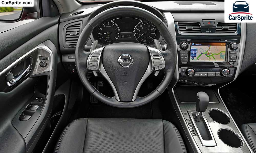 Nissan Altima 2017 prices and specifications in Oman | Car Sprite