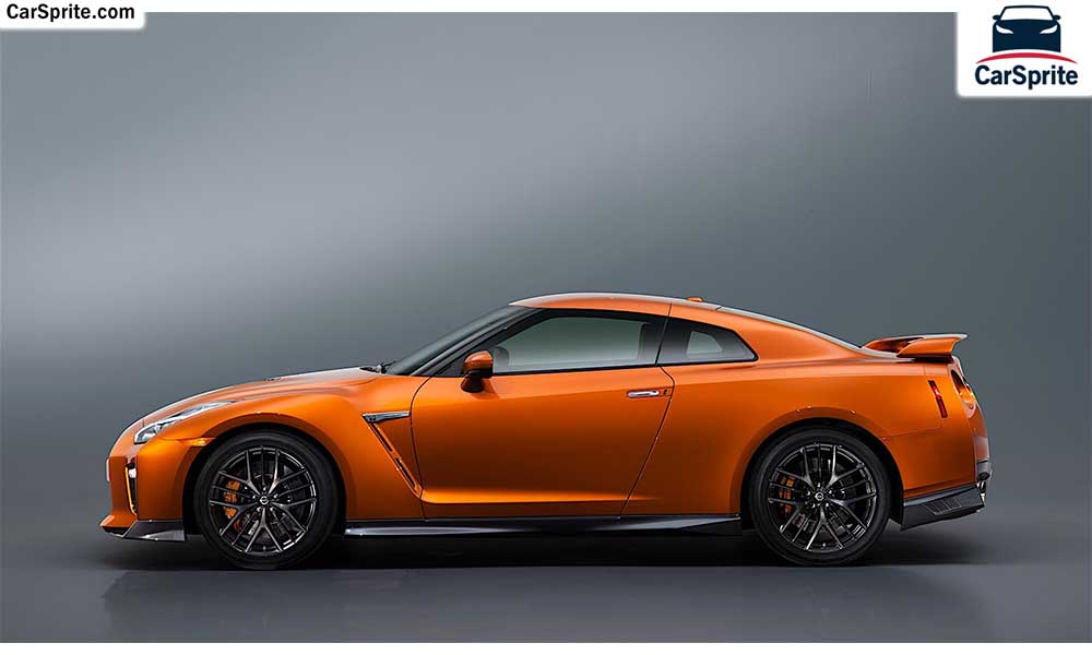 Nissan GT-R 2017 prices and specifications in Oman | Car Sprite