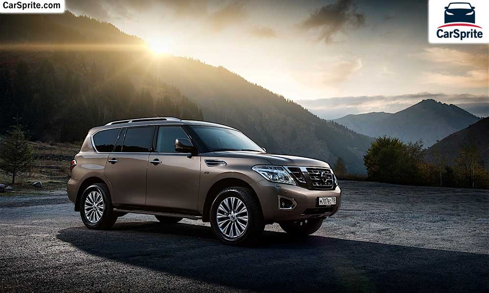 Nissan Patrol 2017 prices and specifications in Oman | Car ...