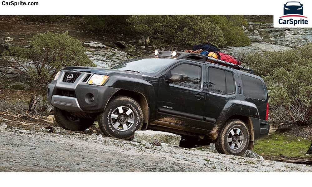 nissan xterra 2017 prices and specifications in oman | car sprite