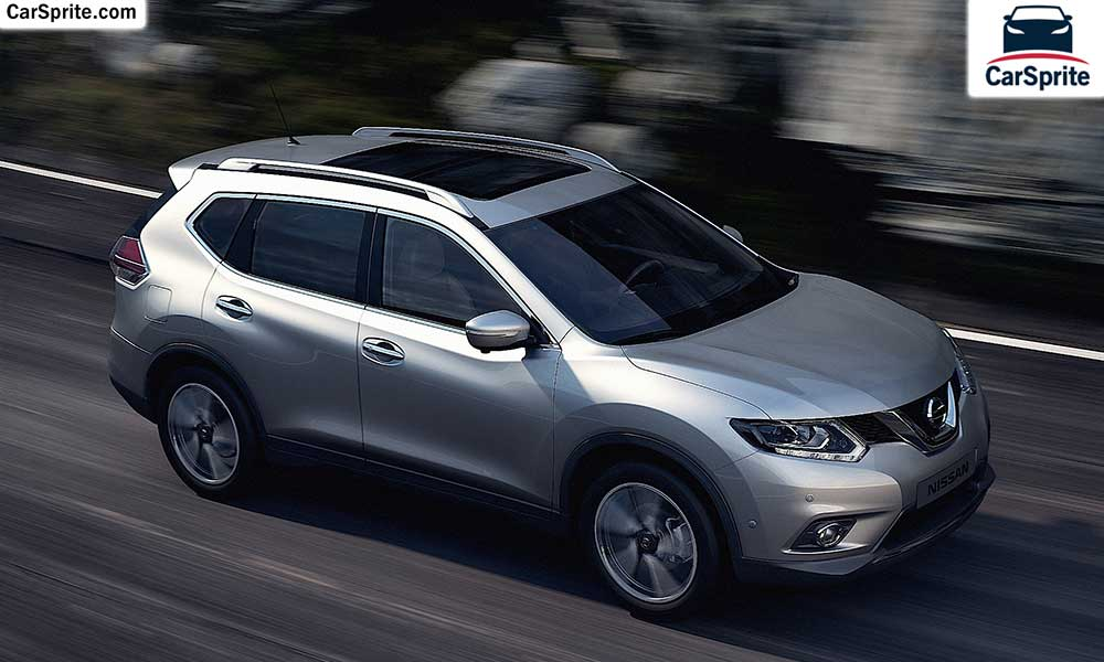 Nissan X-Trail 2017 prices and specifications in Oman | Car Sprite
