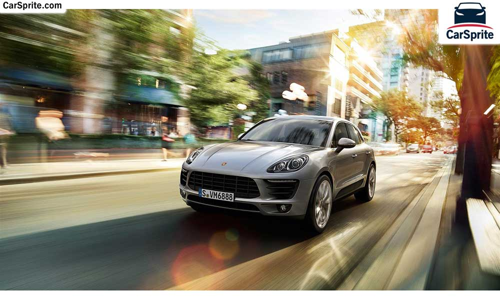 Porsche Macan 2017 Prices And Specifications In Oman Car Sprite