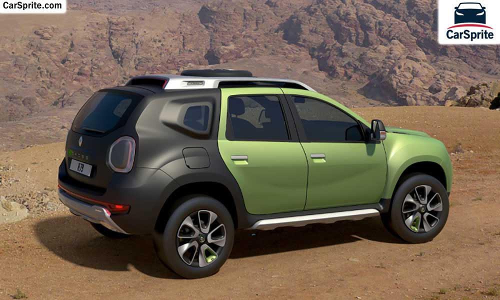 Renault Duster 2017 prices and specifications in Oman ...