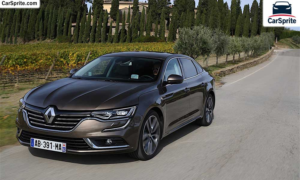 Renault Talisman 2018 prices and specifications in Oman | Car Sprite