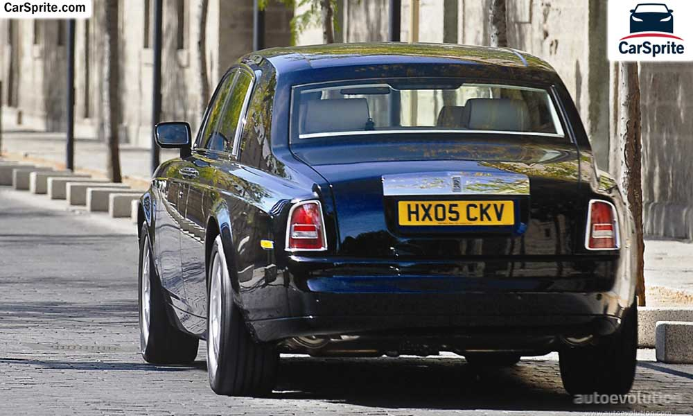 Rolls Royce Phantom 2017 prices and specifications in Oman ...