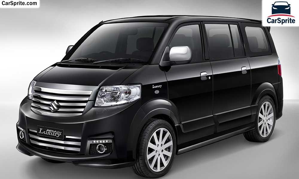 Suzuki APV 2018 prices and specifications in Oman | Car Sprite