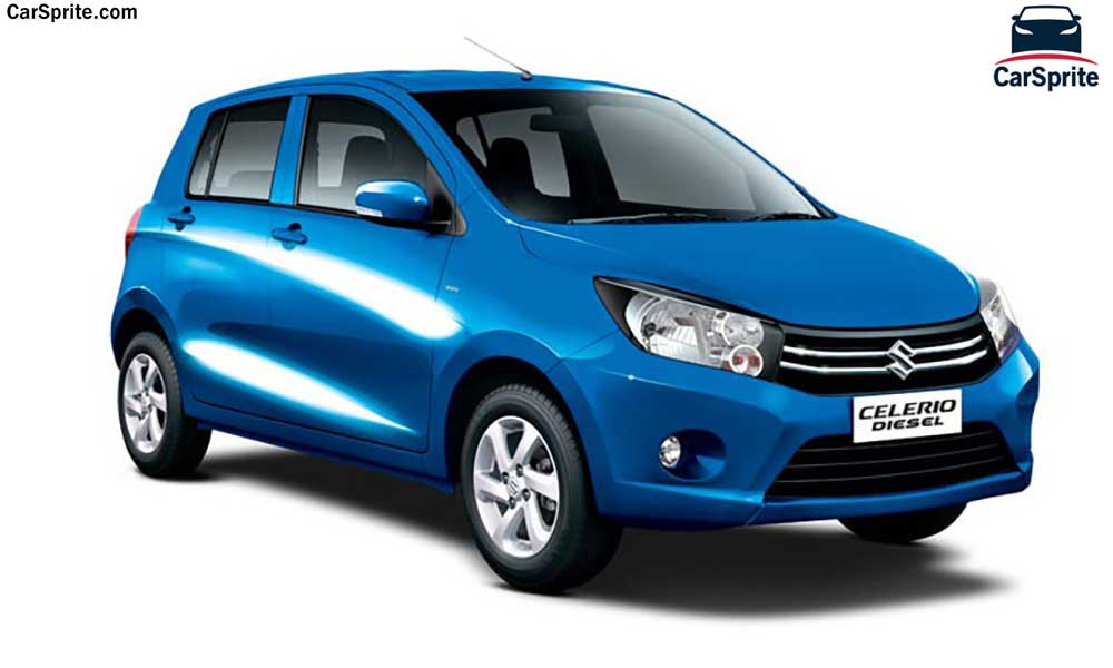 Suzuki Celerio Old Shape 2018 prices and specifications in Oman | Car Sprite
