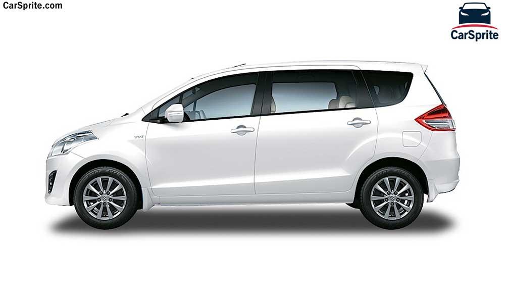 Suzuki Ertiga 2018 prices and specifications in Oman | Car ...