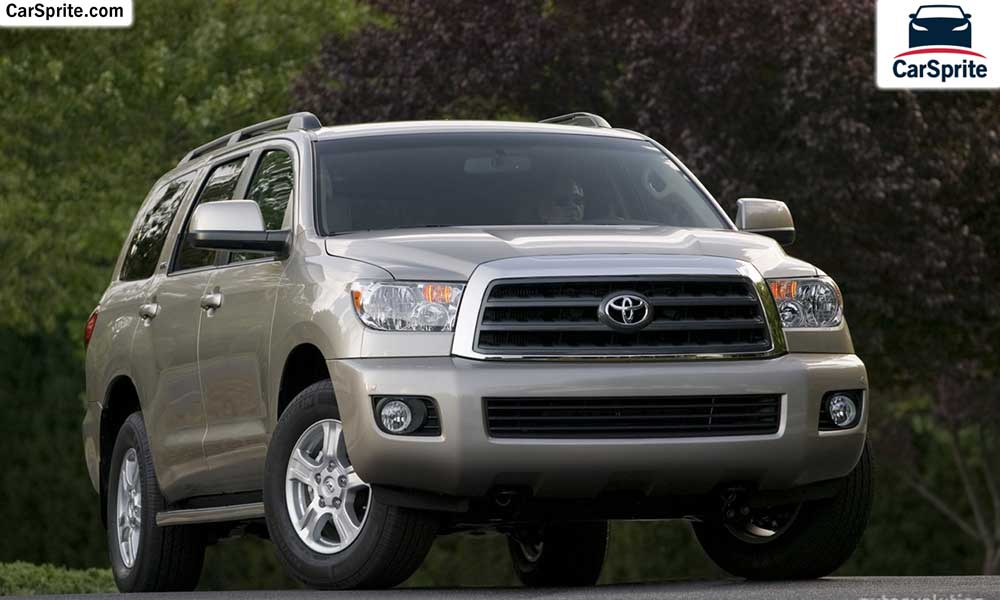 toyota sequoia 2017 prices and specifications in oman. Black Bedroom Furniture Sets. Home Design Ideas
