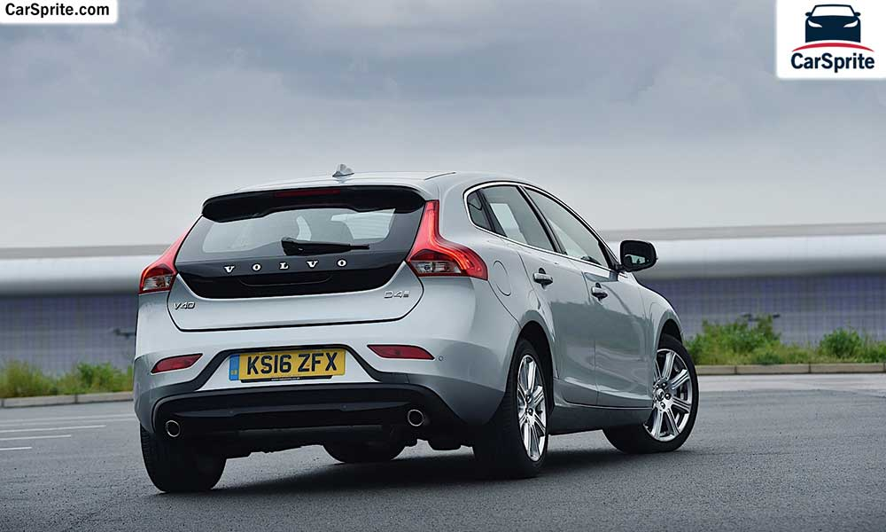 volvo v40 2018 prices and specifications in oman car sprite. Black Bedroom Furniture Sets. Home Design Ideas