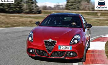 Alfa Romeo Giulietta 2017 prices and specifications in Oman | Car Sprite