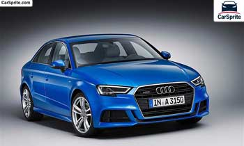 Audi A3 Sedan 2017 prices and specifications in Oman | Car Sprite