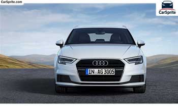Audi A3 Sportback 2017 prices and specifications in Oman | Car Sprite
